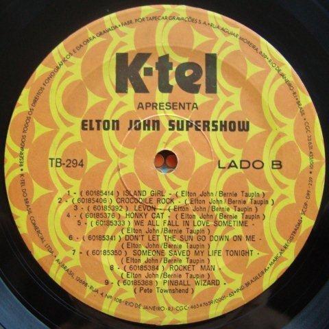 elton john - supershow