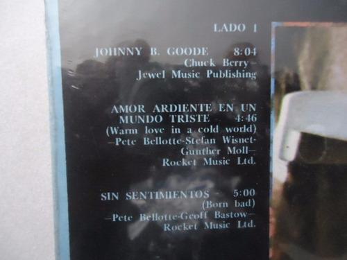 elton john / victim of love vinyl lp acetato cerrado