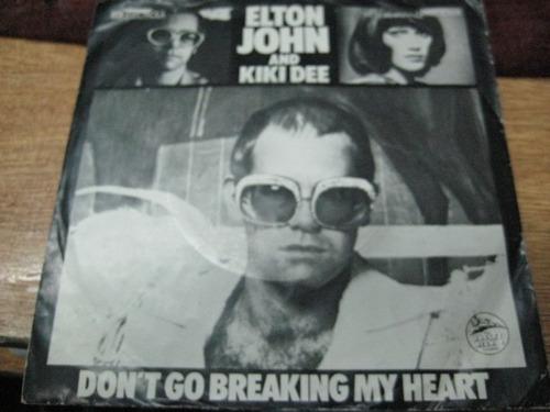 elton john y kiki dee - disco simple usa