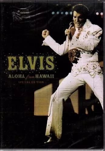 elvis aloha from hawaii dvd ed especial original lacrado