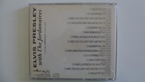 elvis - cd essential volume 2 studio 57 with the jordanaires