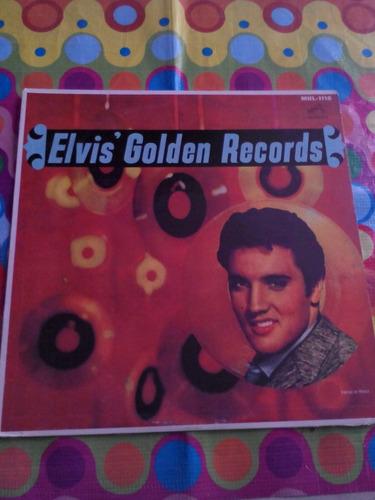 elvis golden recorsd lp los discos de oro de elvis 1958
