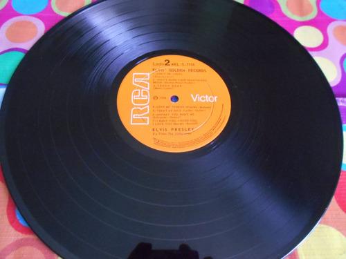 elvis lp golden records