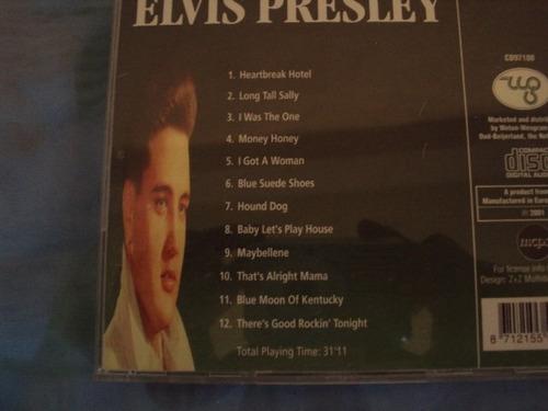 elvis presley  cd inportado
