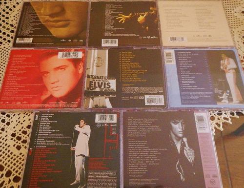 elvis presley - coleção 10 cd's - elvis presley essencial!!!