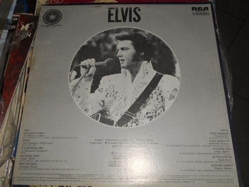elvis presley disco de vinyl 12 pulgadas pure gold
