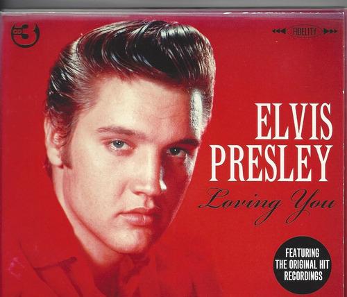 elvis presley -  gold - cd triplo - novo - 53 sucessos