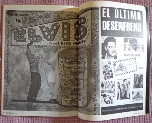 elvis presley hoy n°4 1993 excelente hay más números