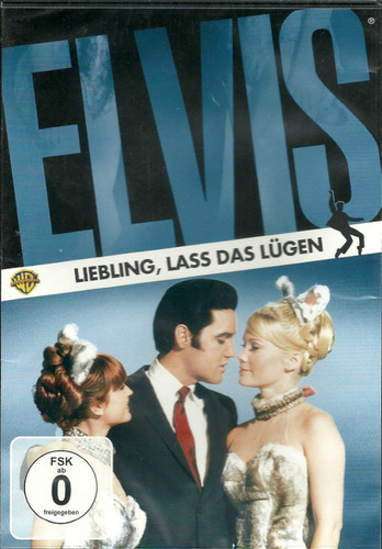 elvis presley -  live a little, love a little
