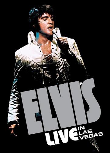 elvis presley live in las vegas (4 cds importados)