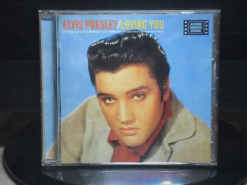 elvis presley - loving you ost cd imp orig remaster av8