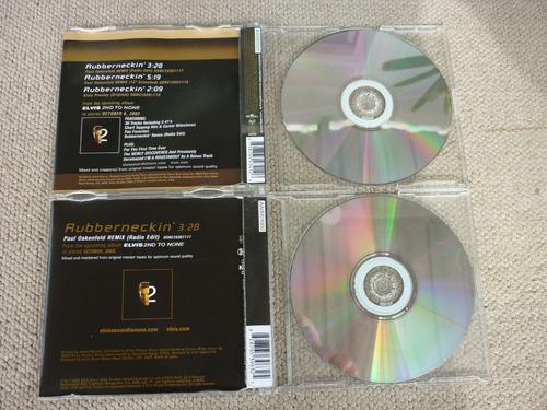 elvis presley - singles