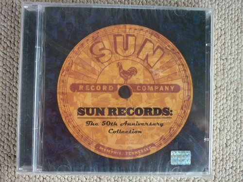 elvis presley - sun records the 50th anniversary collection