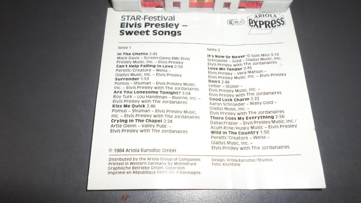 Songs by sweet