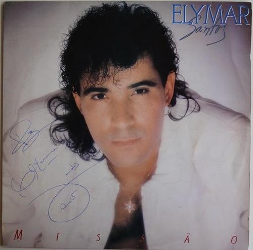 elymar santos - missão (autografado)