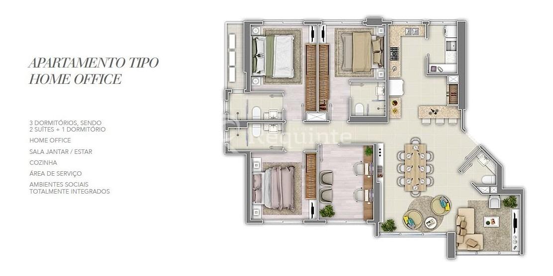 em balneário camboriú apartamento 4 dormitórios - 1196