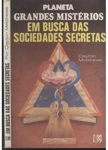 em busca das sociedades secretas