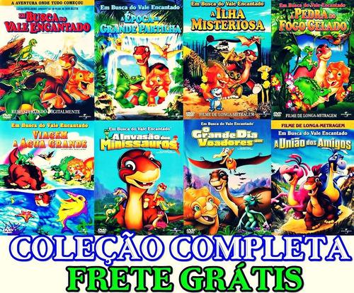 em busca do vale encantado coleção 14 dvds dublado legendado