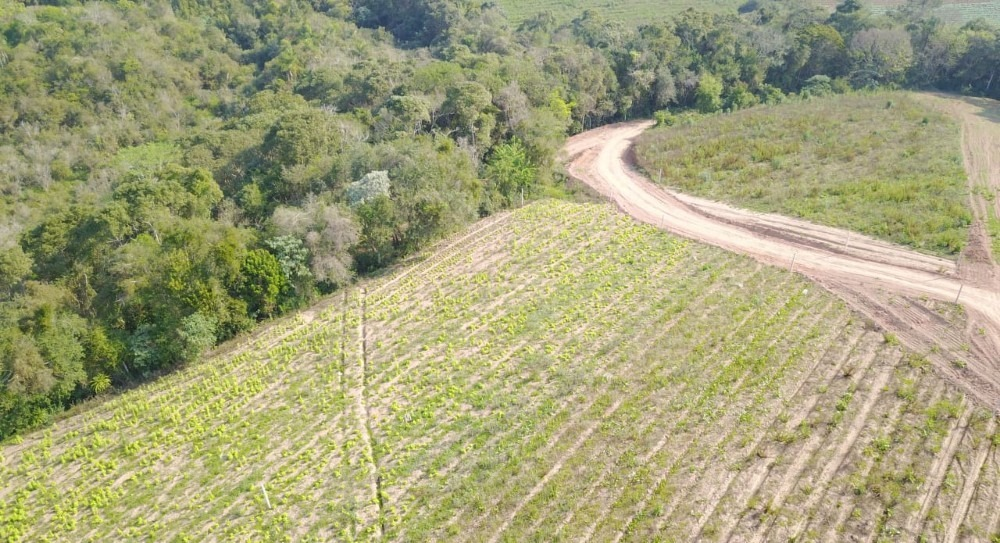 em ibiuna terrenos c/600 metros infraestrutura 03