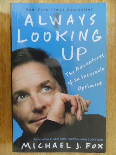 em inglês - always looking up - biografia - michael j. fox