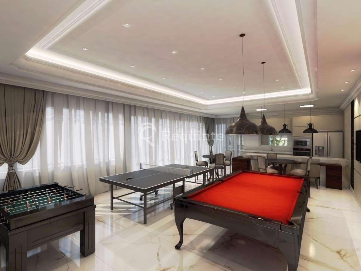 em itapema apartamento alto padrão com 3 suítes  - 1695