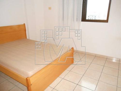 em praia grande , apartamento de 1 dormitório , semi mobiliado , com lazer , garagem , próximo a praia  , com financiamento bancário