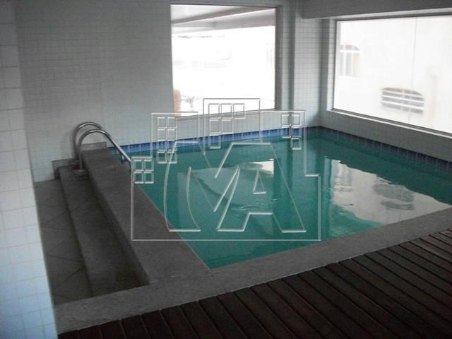 em praia grande lindo apartamento co piscina aquecida,2 dormitórios,próximo a praia