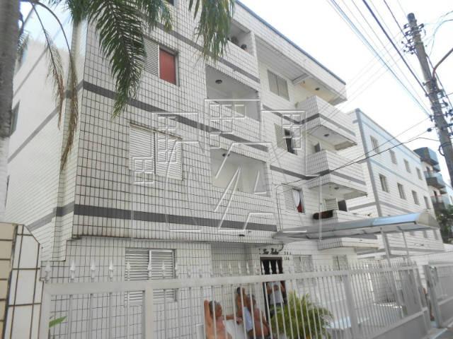 em praia grande na vila tupi , apartamento de 2 dormitórios próximo a praia , com financiamento bancário