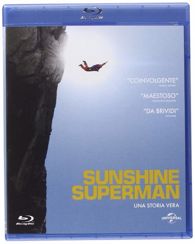 em queda livre (sunshine superman) - blu ray dub/leg, lacrad