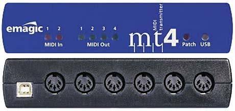 MT4 EMAGIC MIDI TREIBER WINDOWS XP