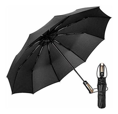 emagie paraguas plegable grande de golf sombrilla de viaje