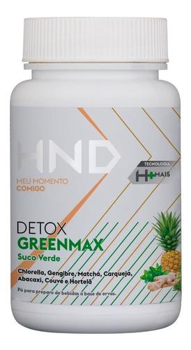 emagrecedor café verde e suco detox
