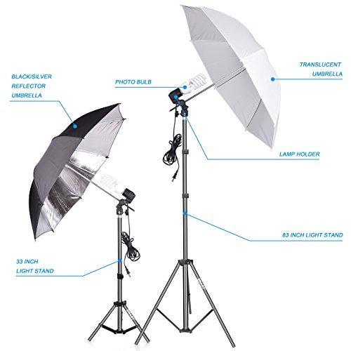 emart 600w photography photo video portrait studio day light