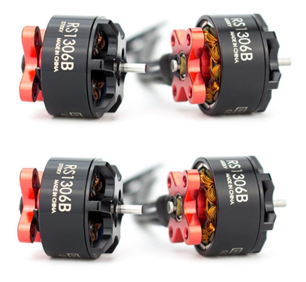Emax 1306 Rs1306 Versión 2 Rs1306b 2700kv 4000kv Motor Sin
