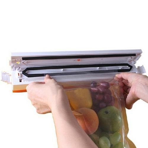 embaladora e seladora a vácuo embalar alimentos a vácuo 220v