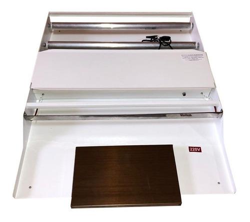 embaladora p/ bandejas de isopor filme pvc 50cm