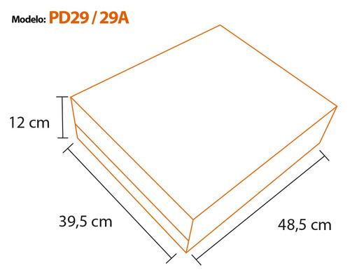embalagem caixa bolo retangular até 4 kg 05 pd 29