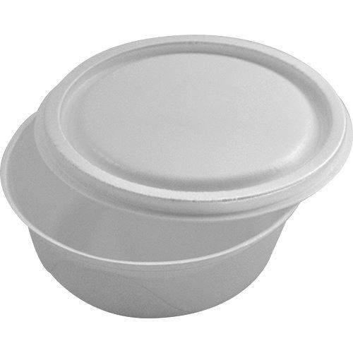 embalagem descartável em isopor para marmitex 1.200ml r104