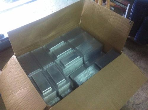 embalagem p/ capa de celular até 4,7 com 800 unidades