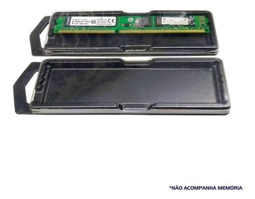 embalagem p/ memória markvision pc3-10600 ddr3 cx 100 un