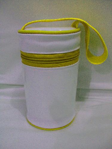 embalagem térmica  p/ laboratorio manipulação