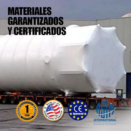 embalaje industrial termoencogible, petroleo / gas