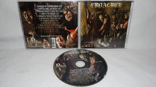 embalmer - 13 faces of death (death metal)