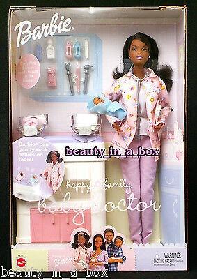embarazada midge barbie doll baby happy family alan doctor