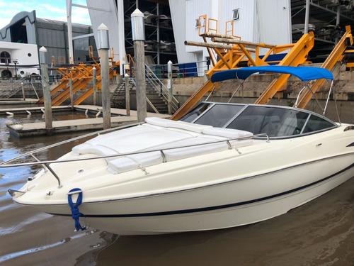 embarcacion americana motor mercury v8 250hp