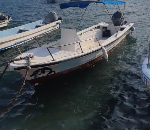 embarcacion marca johnson motor yamaha