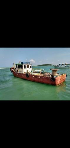 embarcação de ferro