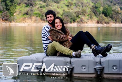 embarcaderos marinas muelles flotantes pcm docks