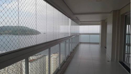 embare- alto padrão 4 dorm-3 suites-3 vagas-vista mar-lazer!