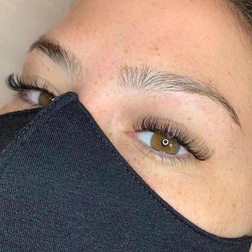 embelezamento facial, principalmente do olhar!